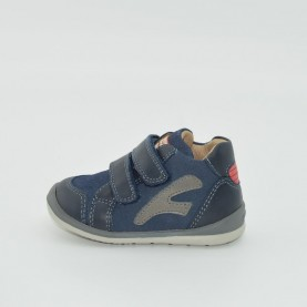 Garvalin 151333 baby boy sneakers blue