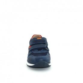 Alviero Martini N2602 baby boy geo blue sneakers