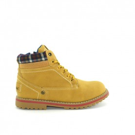 Wrangler WJ16213 yellow boys sneaker high shoes