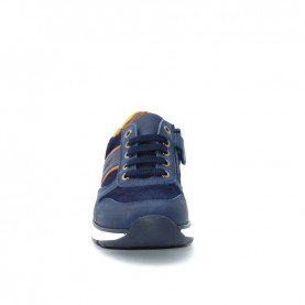 Alviero Martini N0170 boy  blue sneakers