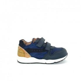 Alviero Martini N0468 baby boy blue sneakers
