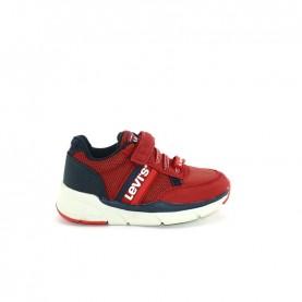 Levi's New Oregon mini baby boy red sneakers