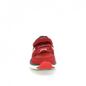 Levi's New Oregon mini baby boy red sneakers