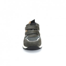 Alviero Martini N0840 baby boy grey sneakers