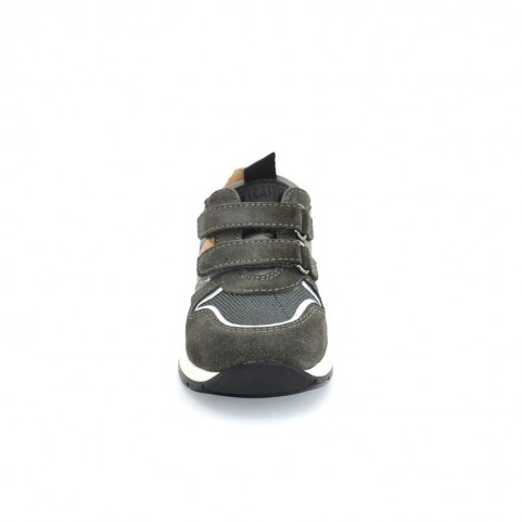 Alviero Martini N0840 baby boy grey sneakers