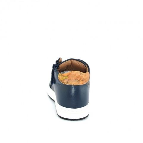 Alviero Martini N0830 baby boy blue sneakers