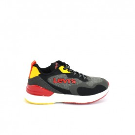 Levi's Fast boy black sneakers