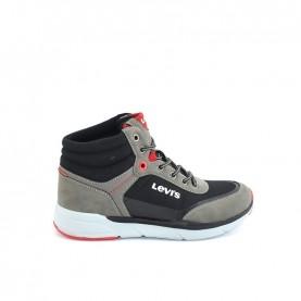 Levi's Parry boy grey black sneakers