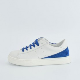 Morelli 00481 boy white blue sneakers