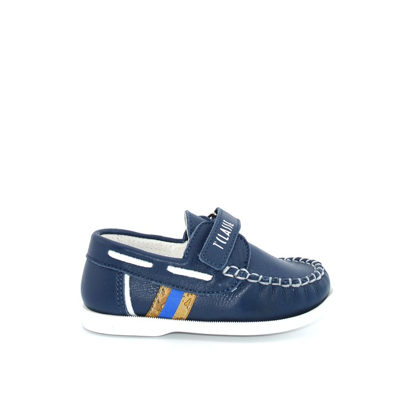 outlet store 42efb 8191d Alviero Martini N0436 mocassino bambino blu
