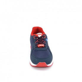 Levi's Springfield blue and red sneakers