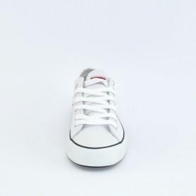 Levi's Trucker Low white sneakers