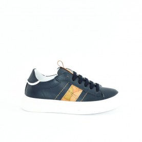 Alviero Martini N0650 baby boy blue sneakers