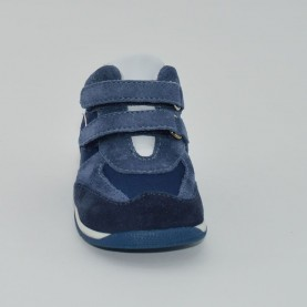 Balducci twin cita blue first steps sneakers