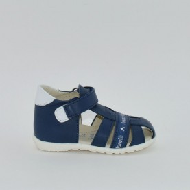Morelli H54165B boy sandals blue