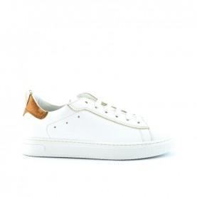 Alviero Martini N0967 baby white sneakers