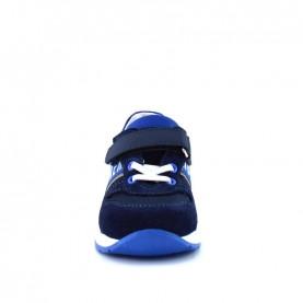 Bikkembers 20676 baby boy blue shoes