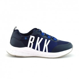 Bikkembers 20663 baby boy blue shoes