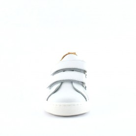 Alviero Martini N0963 boy white sneakers