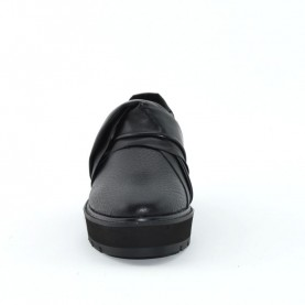 Apepazza DLG05 woman black slip-on