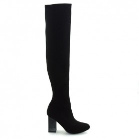 Sixty Seven 79876 woman black high boots