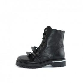 Morelli 50635 black combact boots