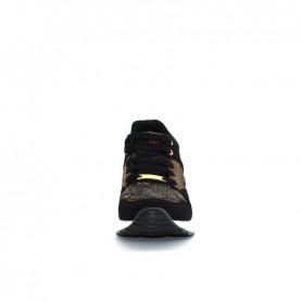 Menbur 20693 sneakers glitter black