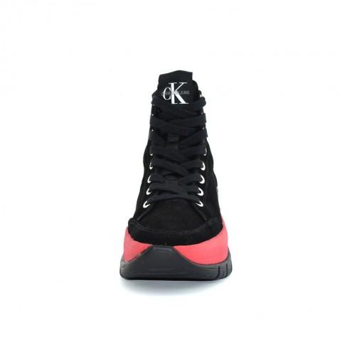 Calvin Klein Timotha black woman chunky sneakers