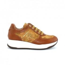Alviero Martini N0425 geo beige sneakers