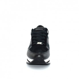 Apepazza 9FRSD34 black woman sneakers