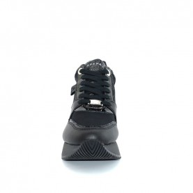 Apepazza 9FHGR01 black woman sneakers