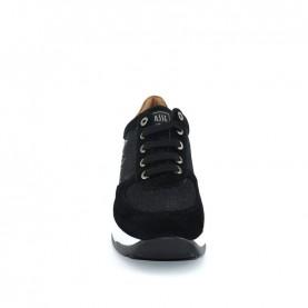 Alviero Martini N0426 black glitter sneakers