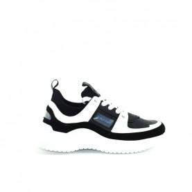 Calvin Klein Ultra white black woman chunky sneakers