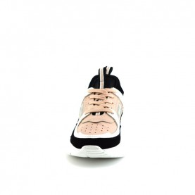 Calvin Klein Ultra black woman chunky sneakers
