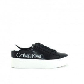 Calvin Klein Janika black woman sneakers