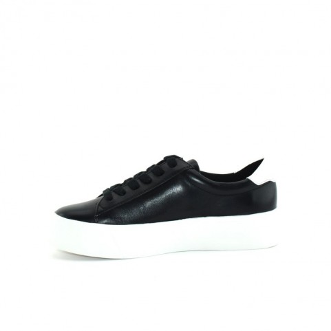 Calvin Klein Janika black woman sneakers