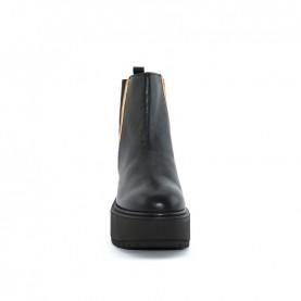 Alviero Martini ZI015 geo black ankle boots