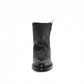 Lilimill 6705 woman black ankle boots