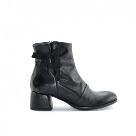 Lilimill 6752 woman black ankle boots