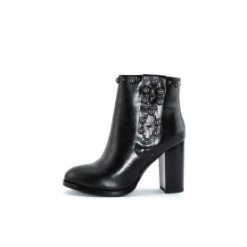 Barachini DD123A black ankle boots