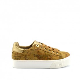 Alviero Martini 10361 geo beige sneakers