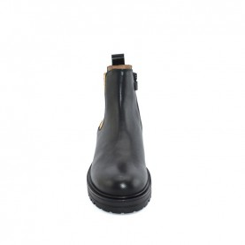 Alviero Martini N0780 black ankle boots