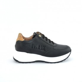 Alviero Martini N0726 black sneakers