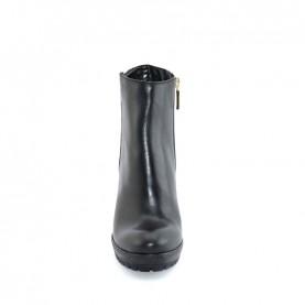 Alviero Martini ZI211 geo black ankle boots