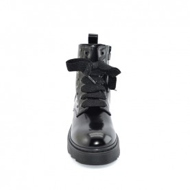 Morelli 51123 black combact boots