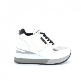 Apepazza F0HIGHRUN06 white woman sneakers