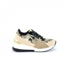 Menbur 21911 stone python sneakers