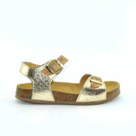 Alviero Martini 2330 woman leather geo platinum sandals