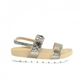 Apepazza MMI05 champagne woman sandals