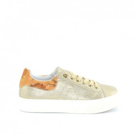 Alviero Martini 10201 platinum sneakers